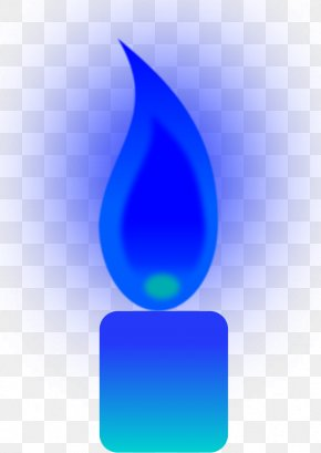 Candle Flame Clipart - Flame Candle Clip Art PNG