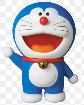 Doraemon Transparent Background - Doraemon The Movies Medicom Toy Collectable Film PNG