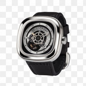 Kenny Omega - SevenFriday Watch Jewellery Stainless Steel Brushed Metal PNG