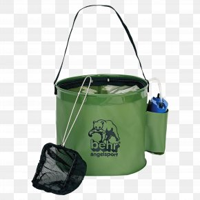 Sanitary Cleaning - Bait Fish Angling Container Hand Net PNG