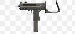 Weapon - Trigger Firearm MAC-11 Submachine Gun Uzi PNG