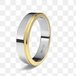 Wedding Ring - Białe Złoto Wedding Ring Gold Carat PNG