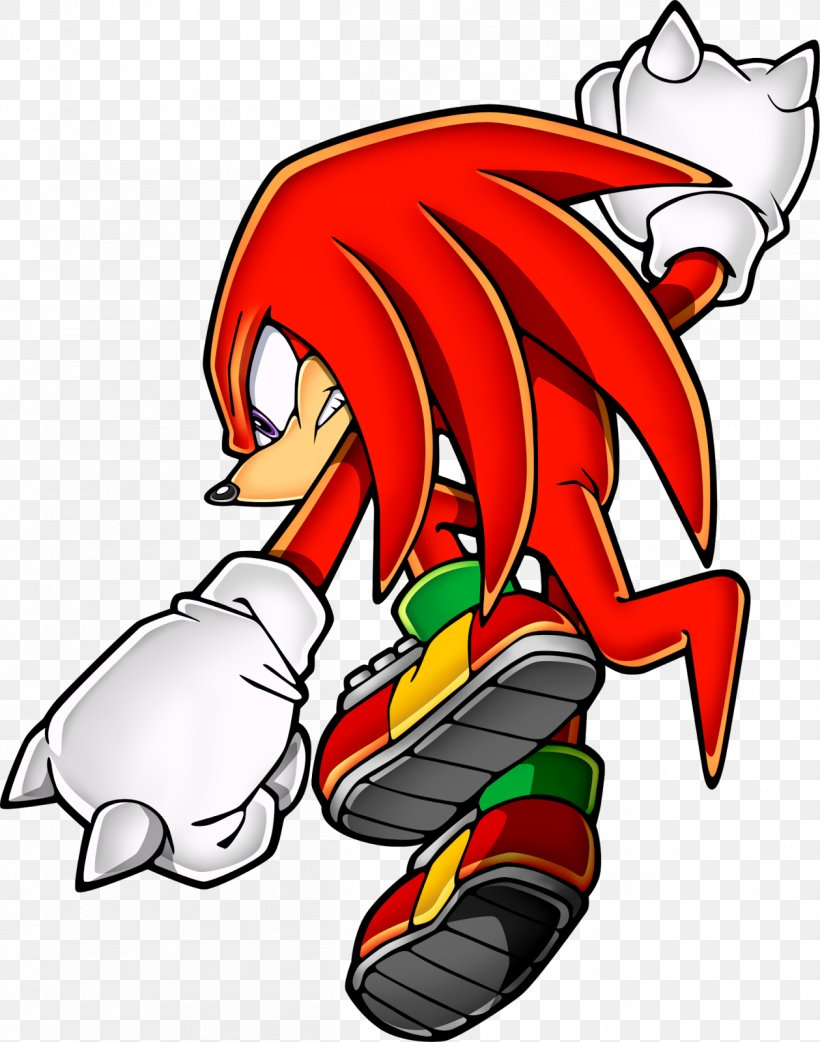 Knuckles The Echidna Sonic The Hedgehog Sonic Knuckles Amy Rose Rouge The Bat Png 1259x1600px