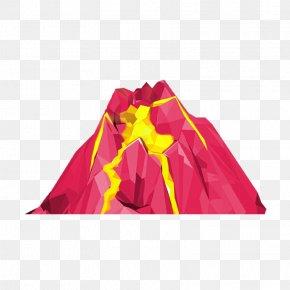 Volcano Eruption - Mayon Volcano Lava Magma PNG