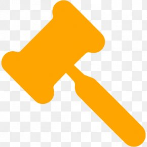 Gavel Hammer Icon Design Clip Art PNG
