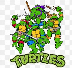 Ninja Turtles - Michelangelo Leonardo Raphael Donatello Teenage Mutant Ninja Turtles PNG