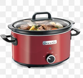 Slow Cookers Crock Olla Multicooker PNG