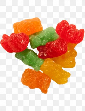 Bear - Gummy Bear Gummi Candy Gumdrop Jelly Babies PNG