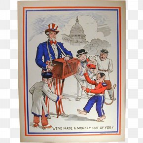 United States - Uncle Sam Second World War United States Poster John Bull PNG