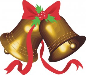 Bell - Rudolph Christmas Decoration Jingle Bell Clip Art PNG