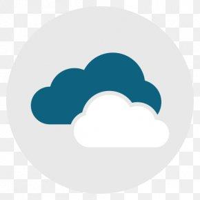 Cloudy - Sky Cloud Flat Design PNG