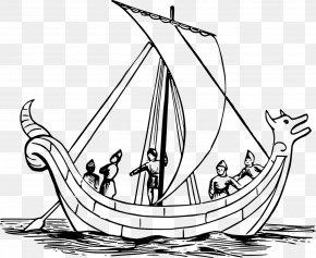 Boat - Drawing Boat Ship PNG