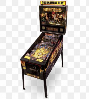 Pinball - Pinball Pirates Of The Caribbean Stern Electronics, Inc. Arcade Game The Walking Dead PNG