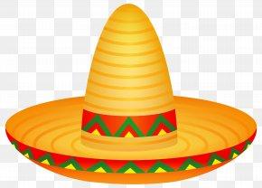 Mexican Sombrero Clipart Image - Sombrero Clip Art PNG