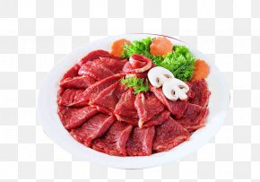 Beef Jerky - Hot Pot Beef Red Meat Barbecue PNG