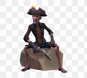 Pirate - The Art Of Sea Of Thieves Piracy Video Game PNG