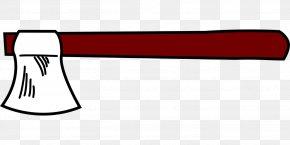 Axe - Axe Hatchet Tool Clip Art PNG