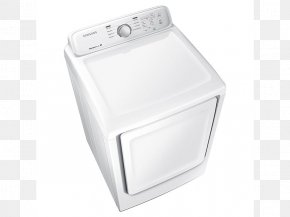 Clothes Dryer Washing Machines Samsung DV40J3000E Laundry Home Appliance PNG