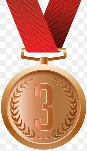 Bronze Medal Clip Art - Bronze Medal Award Clip Art PNG