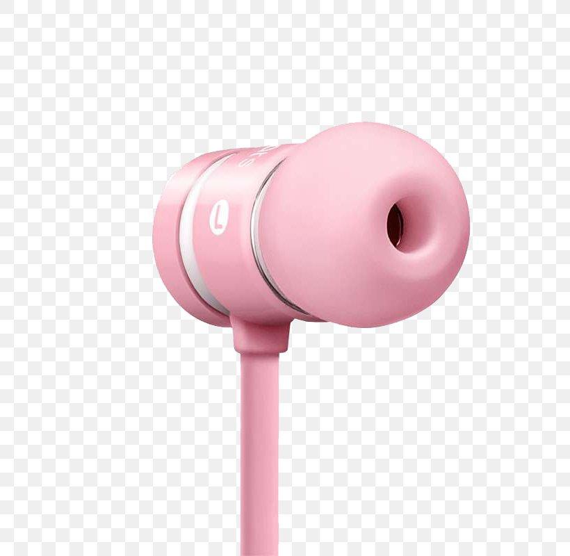 Headphones Pink Beats Electronics Loudspeaker Apple Earbuds, PNG, 800x800px, Headphones, Apple, Apple Earbuds, Audio, Audio Equipment Download Free