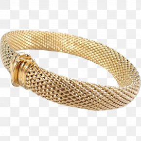 Gold Chain - Bangle Jewellery Bracelet Gold-filled Jewelry PNG