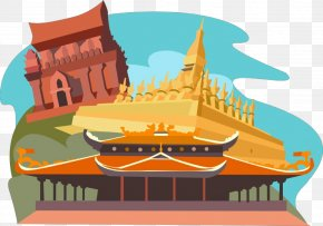 Tower Place Of Worship - Landmark Temple Pagoda Architecture Place Of Worship PNG
