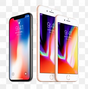 IPhone,X Mobile Phone - IPhone 8 IPhone X IPhone 4 Smartphone T-Mobile PNG