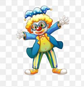 Cartoon Clown - Clown Cartoon Illustration PNG