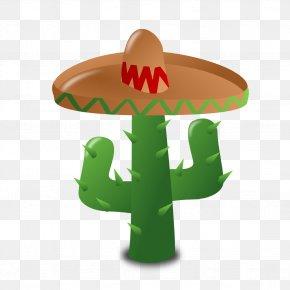 Cactus Transparent Image - Mexico Cinco De Mayo Battle Of Puebla Clip Art PNG