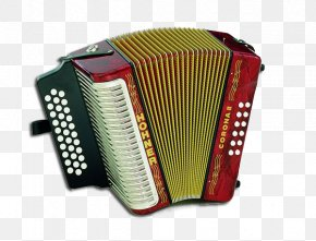 Diatonic Button Accordion - Diatonic Button Accordion Hohner Concertina Musical Instruments PNG