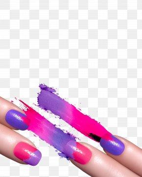 Nail - Nail Polish Nail Art Manicure PNG