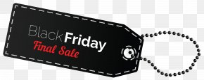 Black Friday Final Sale OFF Tag Clipart Image - Black Friday PNG