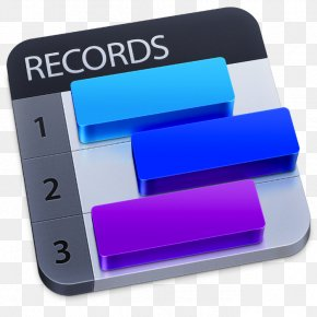 Records - MacOS Database Mac App Store PNG