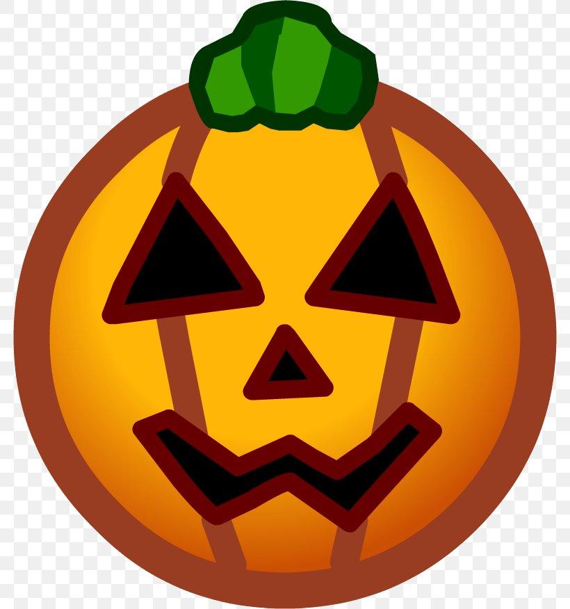 Club Penguin Halloween Emoticon Smiley Clip Art, PNG, 782x876px, Club Penguin, Calabaza, Cucurbita, Emoji, Emoticon Download Free