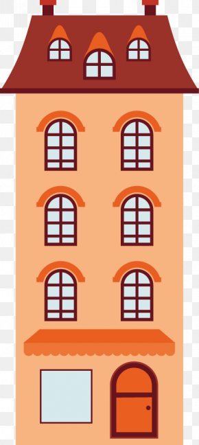 Apartment House Vector - Apartment House PNG