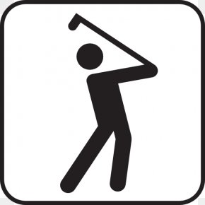 Golf Symbol Cliparts - Golf Club Golf Course Clip Art PNG