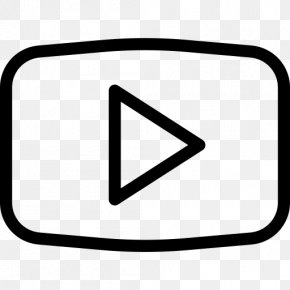 YouTube Playlist Icon - Video Clip PNG