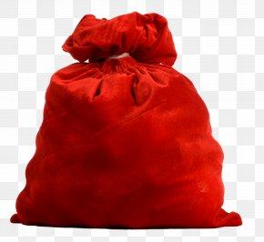 Women Bag - Gift Bag Santa Claus Christmas PNG