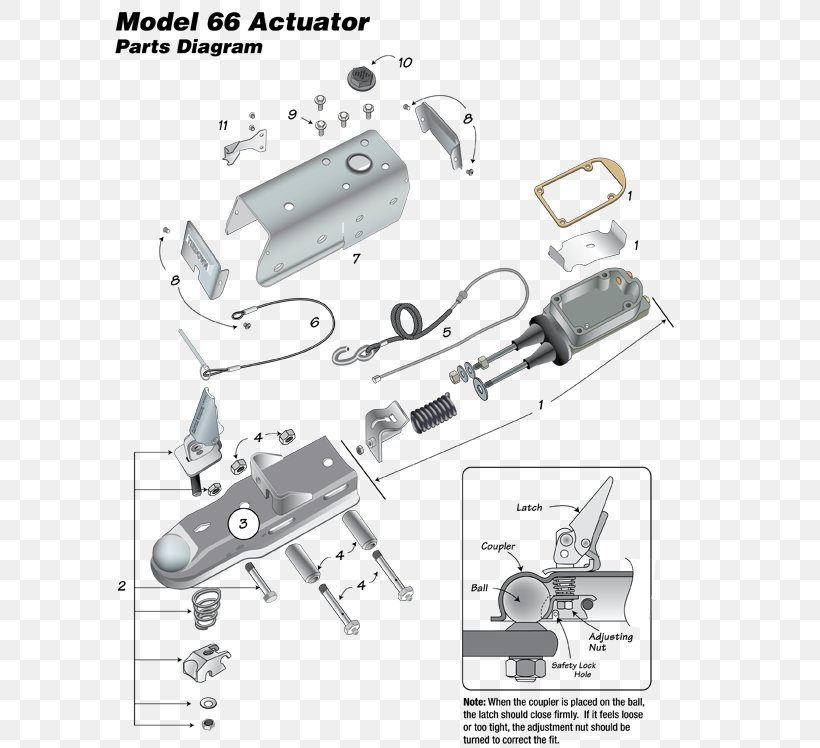 Tow Hitch Trailer Brake Controller Wiring Diagram, PNG, 612x748px, Tow Hitch, Auto Part, Boat Trailers, Brake, Depiction Download Free