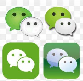 WeChat Icon - WeChat Download Icon Design Icon PNG
