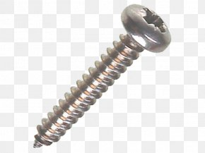 Screw - Self-tapping Screw Stainless Steel Fastener Tap And Die PNG