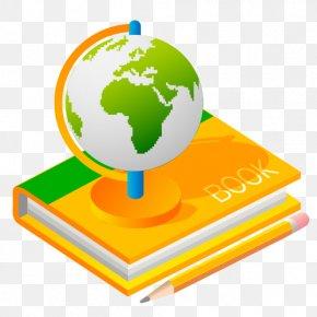 Personality Globe Vector - Information Euclidean Vector Child Estudante PNG