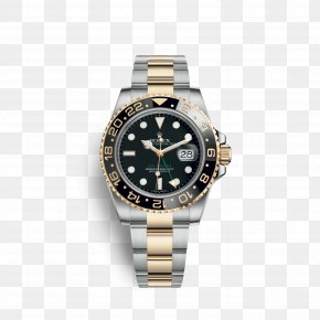 Rolex - Rolex GMT Master II Automatic Watch Movement PNG