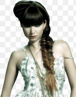 Hair - Long Hair Hairstyle Fashion Hair Coloring PNG