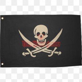 Flag - Jolly Roger Flag Of Denmark Piracy Maritime Flag PNG