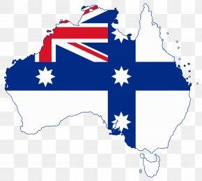 Australia - Federation Of Australia British Empire Australian Federation Flag Flag Of Australia PNG