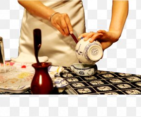 Tea Performer - Performance Chinese Tea Ceremony Download PNG