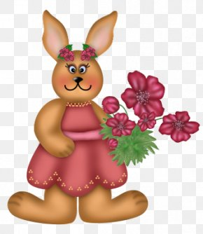 Rabbit - Easter Bunny Drawing Rabbit Cartoon PNG