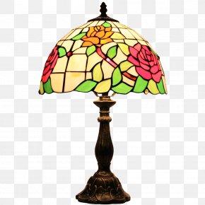 Free Pattern Table Lamp Creative Pull Material - Lamp Designer PNG