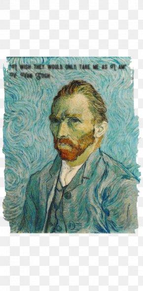 Vincent Van Gogh - Van Gogh Self-portrait Vincent Van Gogh Van Gogh Museum Musée D'Orsay Art Institute Of Chicago PNG